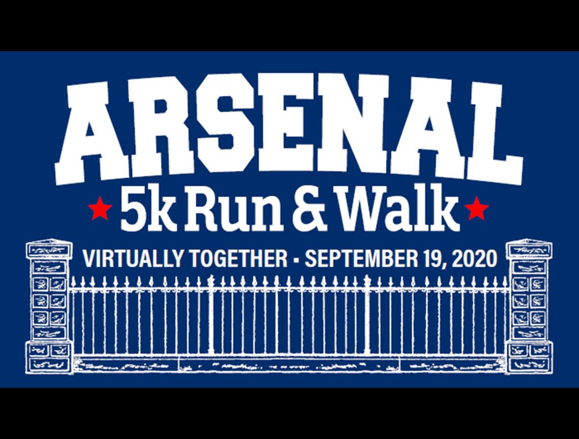 2020 Arsenal 5K Run/Walk (Virtual)