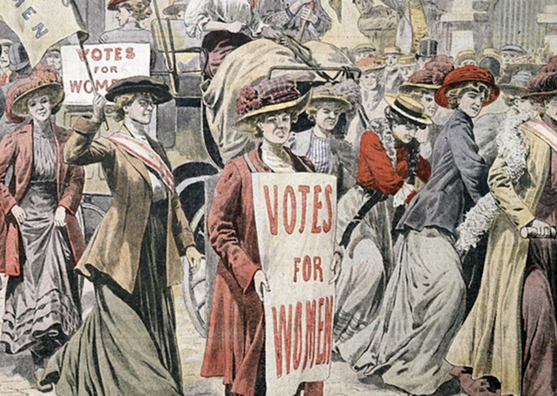 Securing the Vote: Women's Suffrage in Indiana (Banned Books Week 2020)
