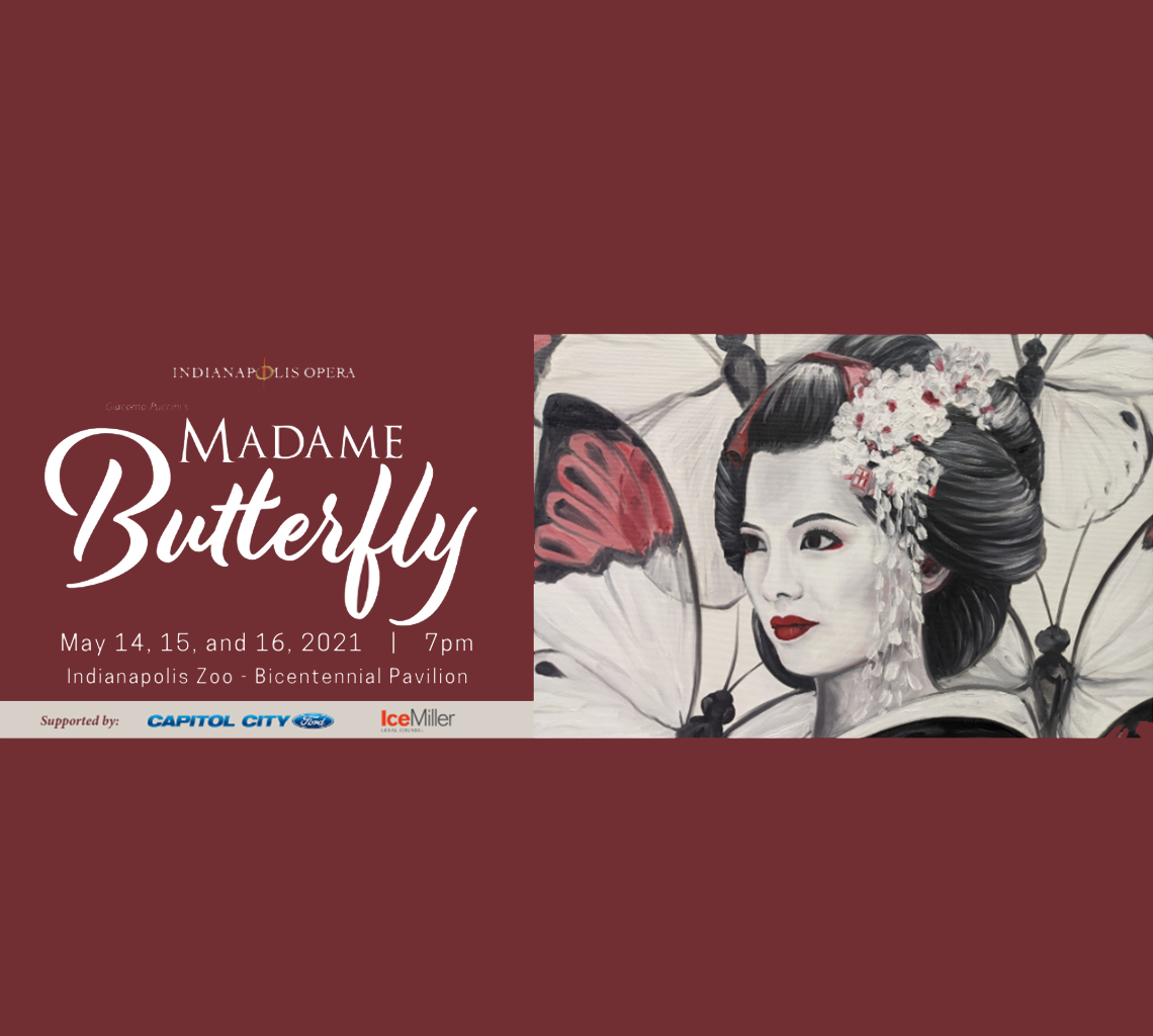 Indianapolis Opera Presents Madame Butterfly at the Indianapolis Zoo's Bicentennial Pavilion